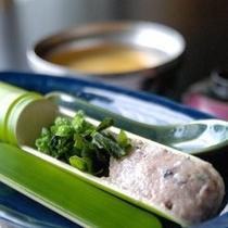 【朝食】こだわりのお味噌汁