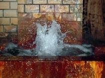 大浴場噴出し口