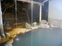 本館大浴場露天風呂