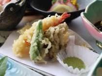 天ぷら料理(例)