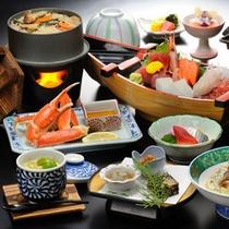 贅沢会席プラン!お一人様ずつ舟盛りをサービス! 仙台漁港もすぐ近くなので、新鮮な海の幸をご提供します