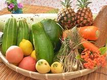 島野菜をたくさん食べてください