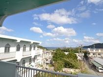 当館から眺める干立の海