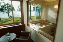 展望風呂付客室