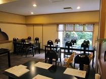 レストラン「浮舟」のお席