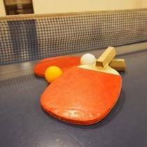 卓球で盛り上がろう!(イメージ)