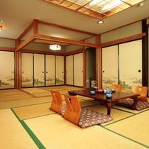 特別室 和室12畳【バス・トイレ付】
