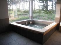 ヒバの香りのお風呂