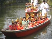 柳川さげもん祭り(水上パレード)