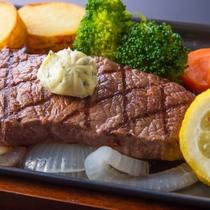 ステーキ石かわ 料理イメージ