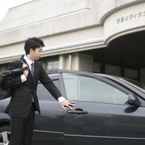 41台収容可能な平面無料駐車場がございます。