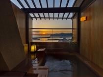 貸切露天風呂【海の季】