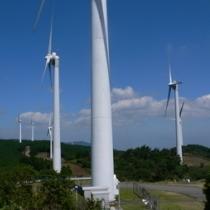 巨大風車と絶景スポット≪青山高原までお車で約35分≫
