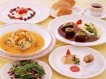 アゼリア料理の一例