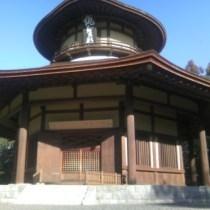 伊賀の細道◆俳聖殿 当ホテルより700m