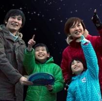 天体望遠鏡付きプランや星空観察イベント開催☆彡