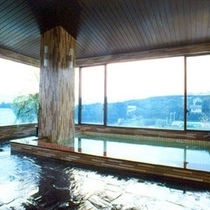 女性専用の温泉大浴場