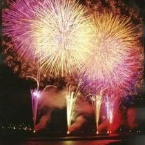 毎年恒例!8月開催☆安曇野花火大会♪
