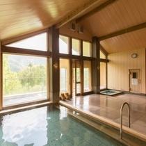 大浴場・ひのきのお風呂(日毎入れ替え制)