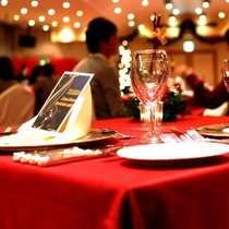 クリスマス限定ディナー