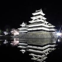 【国宝・松本城】