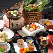 ■ホテルでお食事♪■ 旬彩会席