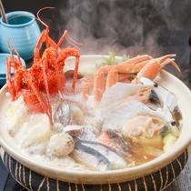 【豪華海鮮鍋セット】