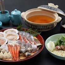 【海鮮鍋セット】