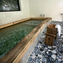 雰囲気のあるお風呂