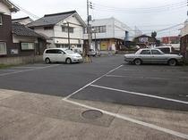 専用無料駐車場