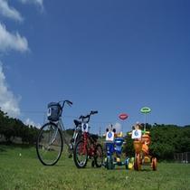 スポーツ棟 レンタルサイクリング
