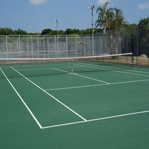 スポーツ棟 テニスコート
