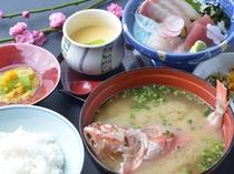 あらかぶ定食【お昼のランチ】