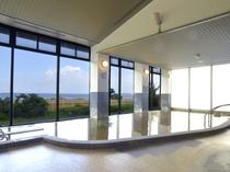 陽の岬温泉大浴場