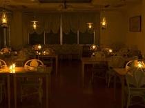 ランプのレストランは夜10時までご利用できます♪