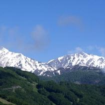 *白馬三山の美しい景色②