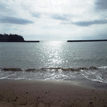 土肥 松原海岸