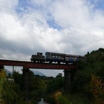 【観光スポット】トロッコ列車