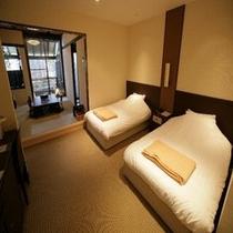 【和洋室タイプA】寝室イメージ&客室