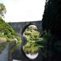 【観光スポット】通潤橋