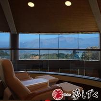 3階休憩所からの眺め