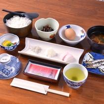 *ご朝食一例/栄養バランスの整った旅館の朝ごはん。