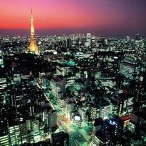 東京夜景イメージ