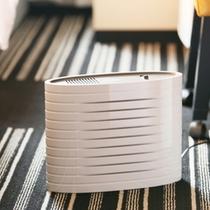 加湿器・空気清浄機(全室設置)