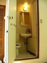 お部屋のバス・トイレ・洗面所