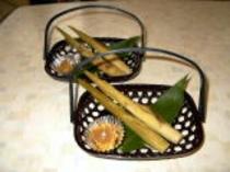 焼きすす竹の子