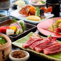 ☆【味わい膳】当館人気NO1 熊本県産味彩牛メインの味わい逸品