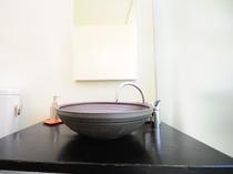 【和室・4人部屋】和の趣を残した洗面台