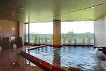 天然温泉「美肌の湯」