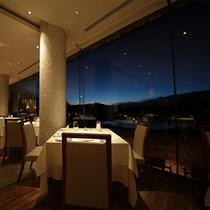 ■那須テラス 夜の風景